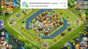Pumpkin Duke Castle Clash 99 by Castle Clash Brave Squads
