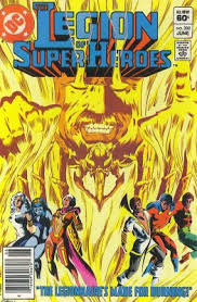DC Comicss Legion Of Super Heroes Issue 288