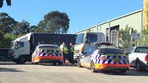 Wollongong Trucking Company Raided In Wake Of Fatality | Sunraysia Daily Royal Oilfield Rentals Caroline Alberta Get Quotes For Transport Colonial Freight Trucks On American Inrstates Deamer Trucking Ltd Heavy Haul Pennsylvania Trucking Houston Texas Harris County University Restaurant Drhospital Rdx Royal Drivers Xpress Inc Opening Hours 2721 Ctennial St Diesel Mechanic Trucking Watch This Semitruck Driver Stop Short And Save A Childs Life Edge Transportation Services Ltd Home Tfi Intertional Formerly Transforce Lines Delivery Of Your Cargo Quickly Efficiently