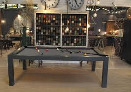 Dining Room Pool Table Combo by Contemporary Pool Table Convertible Dining Tables Pearl