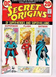 DC Comics No 1February