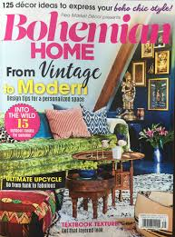 100 O At Home Magazine Bohemian We Are In Ur Element