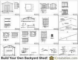 12x12 Shed Plans With Loft by 12x12 Shed Plans With Loft Steel Storage Sheds