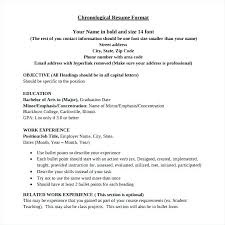 Simple Resume Format Pdf Form Chronological File Download For Freshers
