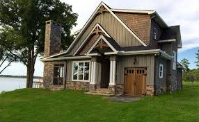 Lakeside Cabin Plans by Rustic Cottage House Plans By Max Fulbright Designs