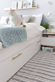 Mandal Headboard Ikea Uk by Ikea Hack Brimnes Bed 7 One O From The Blog Pinterest