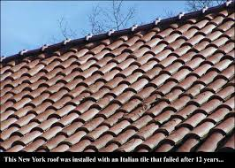 Ludowici Roof Tile Jobs by You Don U0027t Want This To Happen To Your Roof These La Escandella