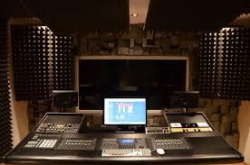 Studio Desk Plans Audio Music Home Recording Design