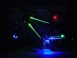 Efficient LED Bike Light System 7 Steps