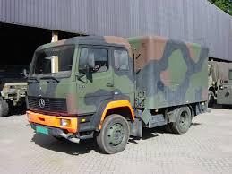 100 4x4 Box Truck Mercedes 917af BOX TRUCKS AM Hommeles BV Auto Im Export
