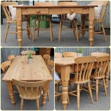 10 Second Hand Dining Room Tables