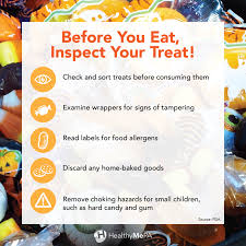 Halloween Candy Tampering 2014 by How To Check Halloween Candy