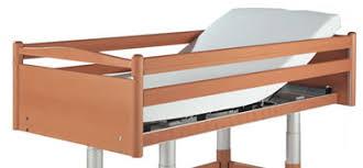 Bed Side Rails BaKare Electric Adjustable Beds