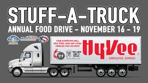 Stuff-A-Truck Food Drive – Day 3 | 98.7 WNNS