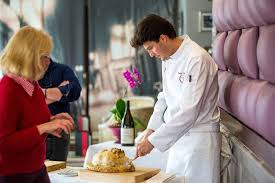 savourez un cours de cuisine avec un chef étoilé