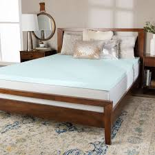 Toddler Bed Mattress Topper by How To Compare Memory Foam Mattress Toppers Overstock Com