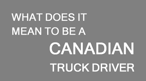 Truck Drivers' Salary In Canada. LP Group - YouTube