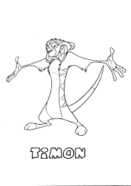 Lion King Pride Coloring Pages My Fun And Games