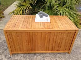 Suncast 50 Gallon Deck Boxstorage Bench by Wood Deck Boxes U0026 Patio Storage You U0027ll Love Wayfair