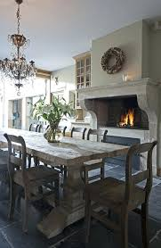 Dining Room Ideas Rustic Idea Round Table Houzz Belle N Cosy