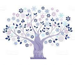 Abstract winter tree royalty free abstract winter tree stock vector art & more