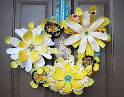 1 Whimsical Spring Wreath