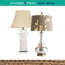 Pier 1 Imports Canada Save 25 % All Table Lamps Printable