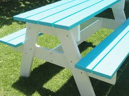 Kids Picnic Table … | Kid's Furniture | Pinterest | Kids Picnic ... Pnic Table Designs 2167 Accessible Pnic Table With Seats Fniture Alluring Ding Room And Bench Sets Chairs Walnut Ana White Pottery Barn Rustic Dinner Grey Home Design Excellent Indoor Large Reclaimed Oak Monastery Mobius Living Outdoor Made Kee Klamp Pipe Fittings Tables Amazing Nadeau Nashville Console Top Diy Rectangle With Umbrella Detached Patio Ideas Oversized Cushions Magnificent