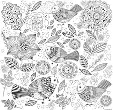 Coloriage Nature Sauvage Hachette YouTube