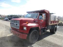 100 Ford Dump Trucks In Pennsylvania For Sale Used On