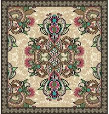Islamic Carpet Vector Images Over 1700