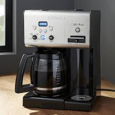 Cuisinart R Programmable 12 Cup Coffee Maker With Hot Water System
