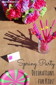 Diy Party Decorations For Kids6