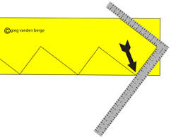 how to layout bottom of stair stringer
