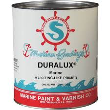 Christmas Tree Preservative Home Depot by Duralux Zink Like Performance Marine Primer M739 4 Do It Best
