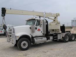 100 Truck Mounted Cranes NA Solid Petroserve Ltd Is A Canadian Oilfield Service Company