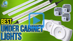 Hardwire Under Cabinet Lighting Video by Top 10 Under Cabinet Lights Of 2017 Video Review