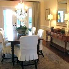 Cheap Dining Room Chair Slipcovers Slip Covers Chairs