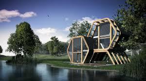 100 Modern Summer House Between The Trees Doliwa Workshop