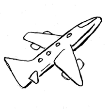 Jet Cliparts Black