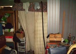 Messy Cluttered Junky Room Filled Chandler Arizona Home House For Sale Real Estate Photo