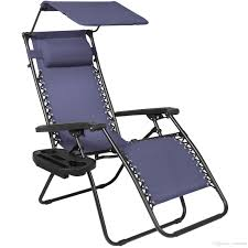 2019 Folding Zero Gravity Recliner Lounge Chair W Canopy Shade & Cup Holder  Navy Blue From Xuhao998, &Price;   DHgate.Com Gymax Folding Recliner Zero Gravity Lounge Chair W Shade Genuine Hover To Zoom Telescope Casual Beach Alinum Us 1026 32 Offoutdoor Sun Patio Lounge Chair Cover Fniture Dust Waterproof Pool Outdoor Canopy Rain Gear Pouchin Sails Nets Chaise With Gardeon With Beige Fniture Sunnydaze Double Rocking And 21 Best Chairs 2019 The Strategist New York Magazine Recling Belleze 2pack W Top Cup Holder Gray Decor 2piece Steel Floating Cushions