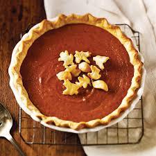 Bake Pumpkin For Pies by Fresh Pumpkin Pie Recipe Taste Of Home