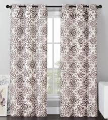 Burgundy Grommet Blackout Curtains by Vcny Sylvia Blackout Window Curtains Grommet Thermal 2 Panel Set
