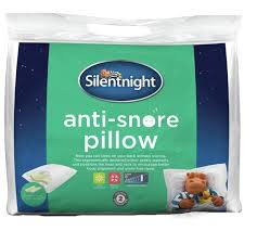 Buy Silentnight Anti Snore Pillow at Argos Your line