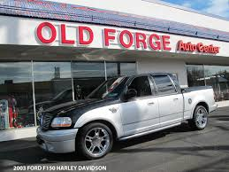 2003 Ford F150 Harley Davidson | OLD FORGE MOTORCARS INC.