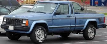 100 Pioneer Trucks Jeep Comanche Wikipedia