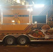 African Soul Food Truck - Fast Food Restaurant - Orlando, Florida ...