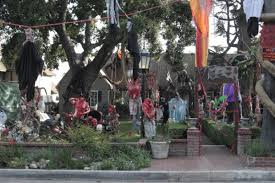 Halloween Attractions In Pasadena by Old Pasadena Halloween Celebration Archives Hollywood Gothique