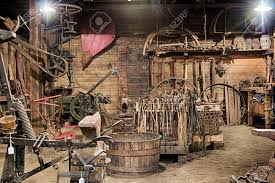 19739476-Inside-the-building-of-an-Blacksmith-Shop-with-all-the ... Henry Warkentins Blacksmith Shop Youtube How To Make A Simple Diy Blacksmiths Forge Picture With Excellent 100 Best Projects To Try Images On Pinterest Classes Backyard On Wonderful Plans For And Dog Danger Emporium L R Wicker Design 586 B C K S M I T H N G Fronnerie Backyards Ergonomic And Brake Drum An Artists Visiting The National Ornamental Metal 1200 Forging Ideas Forge Tongs In Country Outdoor Blacksmith Backyard Stock Photo This Is One Of The Railroad Spike Hatchets Made In My
